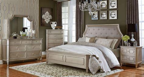 Windsor Panel Bedroom Set (silver)-bedroom Sets