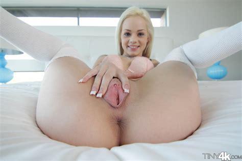 Elsa Jean Petite Blonde Teen Fucks Big Dick Big Game Tiny