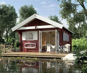 Ferienhaus Holz Bauen : beliebteste gartenhaustypen aus holz unsere top 10 ~ Lizthompson.info Haus und Dekorationen