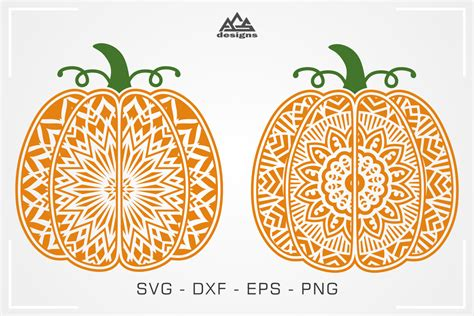 This collection includes 5 different layered mandalas perfect for halloweenincluded are:bat (4 layers)pumpkin (4 layers)witch hat (4 layers)ghost (4 layers)cat head (4 layers) for each mandala, there is a folder containing 1 layered svg fileeach layer as a separate png. Layered Pumpkin Mandala Svg Design - Layered SVG Cut File ...