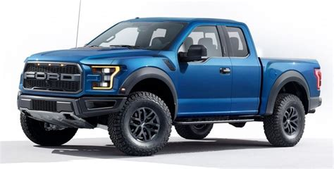 2017 Ford F-150 Raptor Price Specs Review