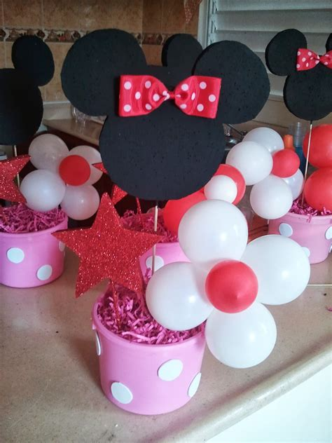 printable minnie mouse baby shower invitation idea