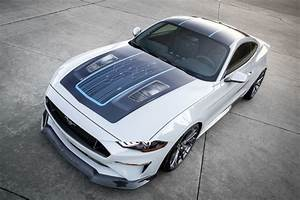 Electric Mustang prototype makes more than 1,000 ft.-lbs. of torque and more than 900 horsepower ...