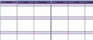 one week calendar template excel excel week calendar With one week calendar template excel