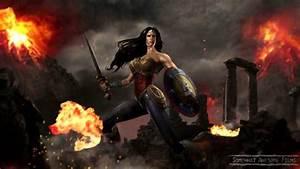 Injustice Gods Among Us Wonder Woman Ending - YouTube
