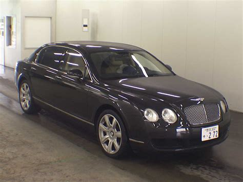 how to work on cars 2006 bentley continental gt electronic valve timing 2006 bentley continental flying spur japanese used cars auction online japanese second hand cars