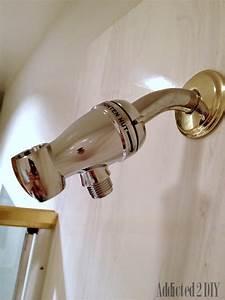 10 Minute Fix For A  U0026quot New U0026quot  Shower