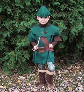 Robin Hood Kostüm Selber Machen : diy handmade kids robin hood and friar tuck halloween costumes n hen schnittmuster ~ Frokenaadalensverden.com Haus und Dekorationen