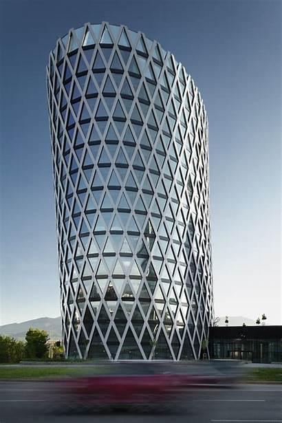 Ellipse Center Building Office