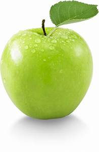 Green Apple Transparent | www.imgkid.com - The Image Kid ...