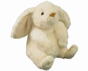 Lapin En Peluche : peluche lapin blanc la ferme de beaumont peluches ~ Teatrodelosmanantiales.com Idées de Décoration