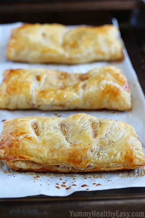 apple hand pies yummy healthy easy