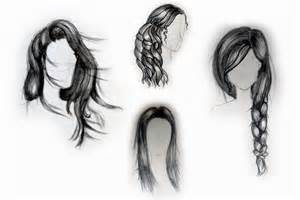 Draw Pretty Hairstyle Images
