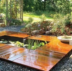 Idée Jardin Zen : id es de jardin zen ~ Dallasstarsshop.com Idées de Décoration