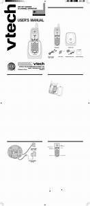 Vtech Cordless Telephone 2101 User Guide