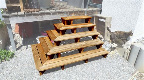 Building An Outdoor Patio Stair