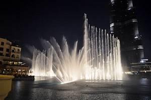 The, Dubai, Fountain, -, In, Dubai
