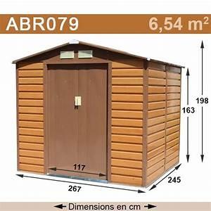 Abri De Jardin Trigano : abri de jardin metal trigano store ~ Dode.kayakingforconservation.com Idées de Décoration