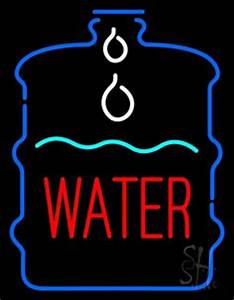 1000 images about Drinking Water Neon Signs on Pinterest