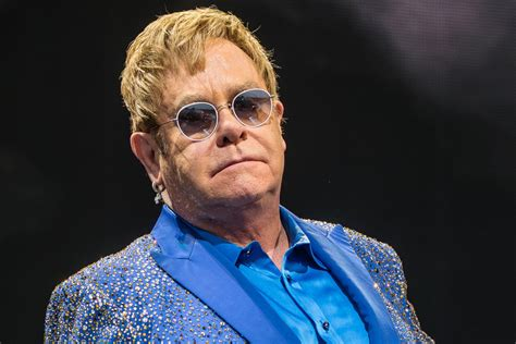 Elton John Recovering From 'potentially Deadly' Infection
