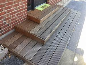 Holztreppe Selber Bauen : au entreppe f r den hauseingang treppe selber bauen ~ Frokenaadalensverden.com Haus und Dekorationen