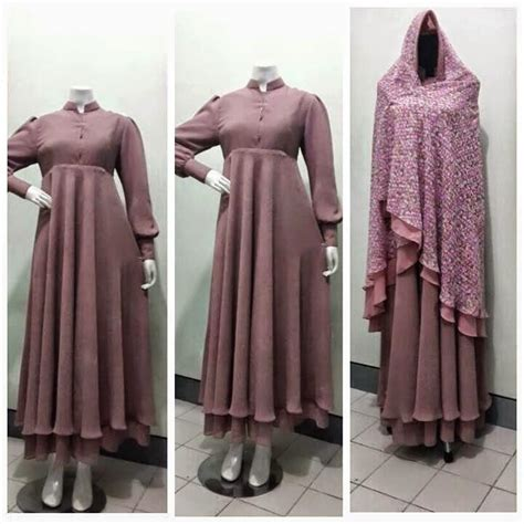 fashion gamis syari penelusuran google heejab style