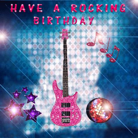 rocking happy birthday card  happy birthday ecards greeting cards