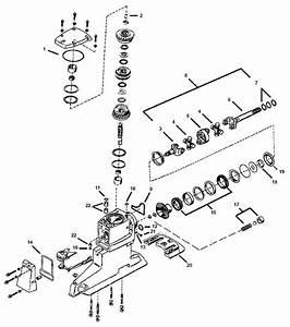 28 Mercruiser Bravo 3 Outdrive Diagram