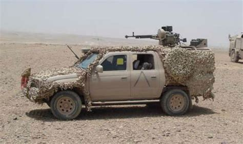 USSOCOM Places Orders For Custom Toyota Hiluxes, Land ...