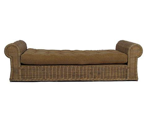 tonda daybed wicker material indoor furniture