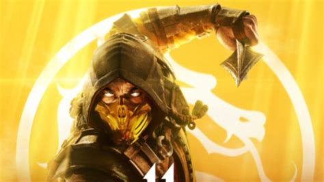Check Out The Mortal Kombat 11 Cover Art