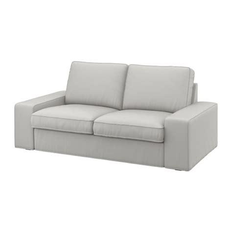Kivik Sofa Cover Washing by Kivik Two Seat Sofa Ramna Light Grey Ikea
