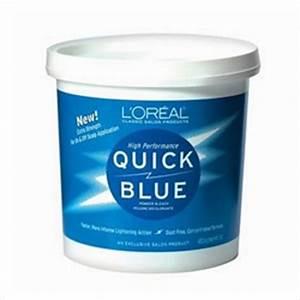 L39Oreal Quick Blue Powder Bleach 16 Oz Beauty Stop Online