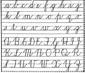 mariko jesse With basic cursive letters