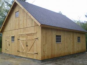 paquette builders horse barn construction contractors in With 24x30 pole barn