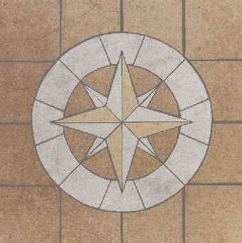 Fliesen Wasserstrahlschneiden Berlin by Fliesen Naturstein Rosetten Rosonen Bodendekoration