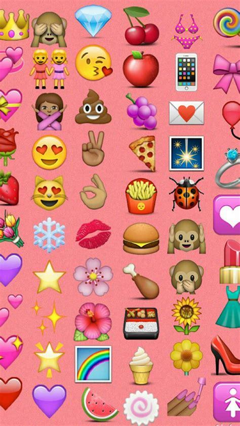 emoji wallpapers girly  images