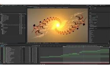 Adobe After Effects screenshot #5