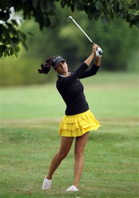 Golf - Girls Do wear flirty golf skirts! Cuuuuute!   Golf Girl!!!!   Pinterest   Skirts Golf ...