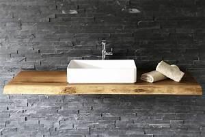 Waschtischplatte Nach Maß : waschtischplatte eiche massiv auf ma ~ Michelbontemps.com Haus und Dekorationen