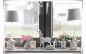 Fensterbank Weihnachtlich Dekorieren : fenster deko youtube ~ Lizthompson.info Haus und Dekorationen