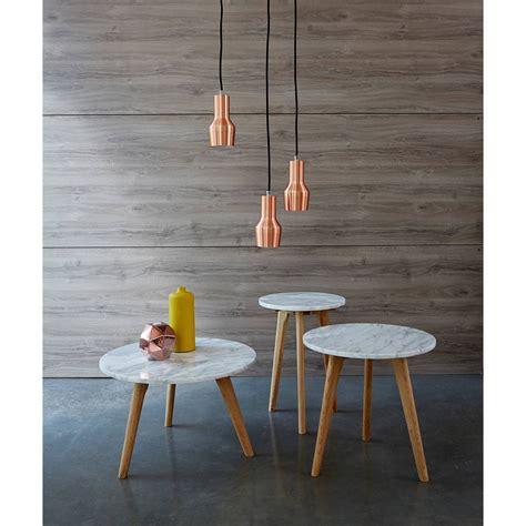 la redoute bout de canapé soldes déco une sélection de tables basses scandinaves