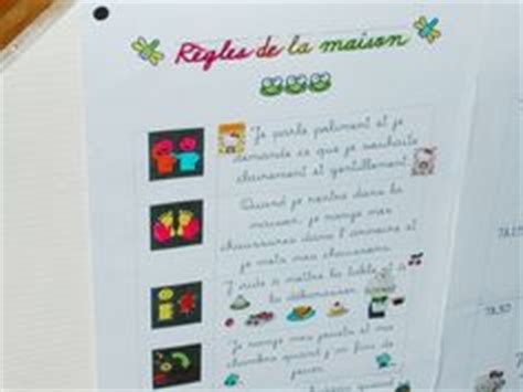 1000 images about r 232 gles de vie on classroom and organisation
