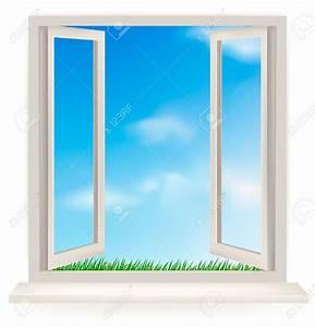 Image Gallery open window clip art