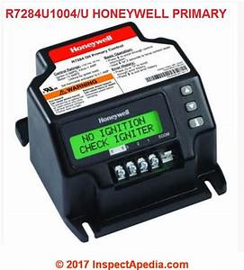 Honeywell Cad Cell Relay
