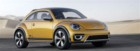Volkswagen Announces New Beetle For 2018