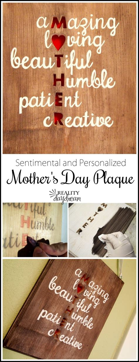wonderful  minute diy mothers day gift ideas