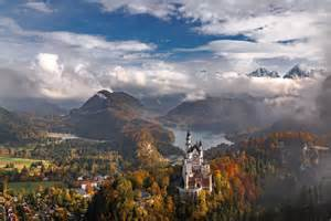 Germany Landscape Neuschwanstein Castle