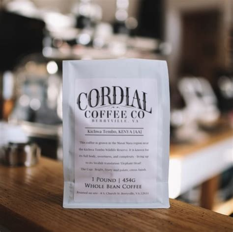 Combine coffee, orange peel, cinnamon and ginger in basket of coffee maker. Meet Cordial Coffee Co.! (With images) | Coffee, Cordial, Coffee poster