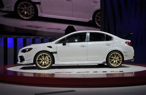 Subaru Sti 2020 by 2020 Subaru Wrx Sti S209 Finally Gives Fans What They Want
